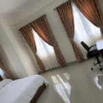 martina's apartments bedroom oniru lagos nigeria