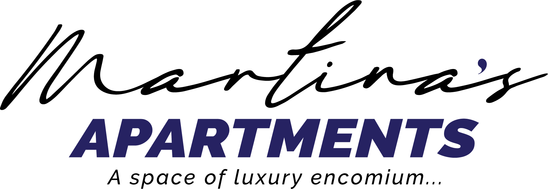 martina's apartments logo nigeria